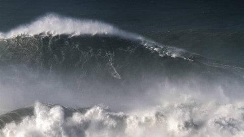 Surfer Rides The Biggest Wave Ever After Tackling 80-Foot Monster