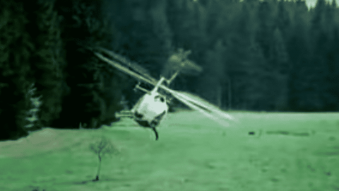 Watch Insane Helicopter Pilot Show The Difference Between Flying And FLYING