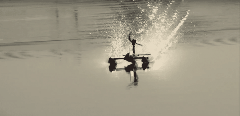 VIDEO: R/C Airboat Is Breakneck Fast At 103 MPH