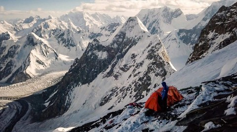 VIDEO: Skier Becomes First Ever To Descend K2 In Heart-Pounding Ride