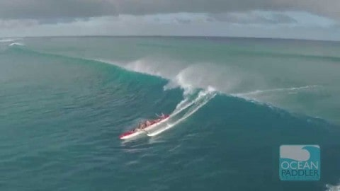 Canoers Show That Surfing Isn't The Only Way To Ride A Wave