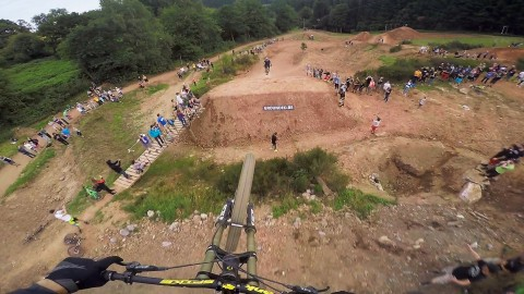 VIDEO: Mountain Biking Doesn't Get Any Crazier Than Loosefest!
