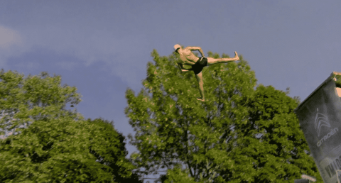 Watching The World Championship Death Diving Competition Will Make You Hurt