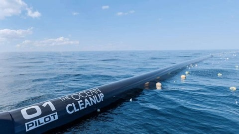 The Ocean Cleanup Is Here And It Wants To Nearly Eliminate The Garbage Patch Within 20 Years