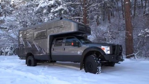 Watch EarthRoamer Founder Gives The Rundown On Everything Their Luxury XV-LTS Can Do — It's A Lot