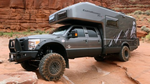 VIDEO: EarthRoamer Interior Tour Continues To Show Ultimate Off-Road Luxury