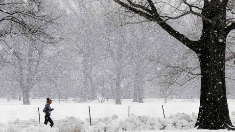 This Winter Is Going To Be Very Cold And Snowy According To Farmer's Almanac