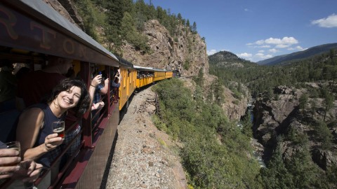 All Aboard! Hop On The Beer Train For A Beer Adventure In The Mountains