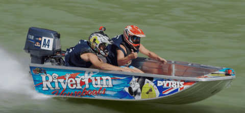 Red Bull's Dinghy Derby Is The Craziest Race You've Ever Seen!