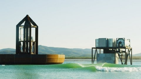 How Surf Lakes Make Artificial Waves And Why This One Will Provide Fun For Everyone