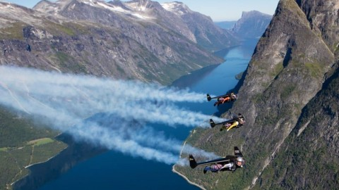 LOFT: The Jetman Story Will Make You Believe A Man Can Fly