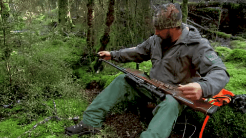 VIDEO: How To Unclog A Gun Barrel With Limited Resources