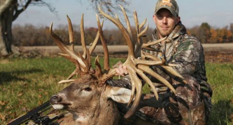 Potential Largest Hunter-Killed Whitetail Is An Absolute monster