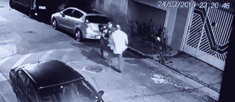 VIDEO: Woman Puts Stop To Attacker With Her Concealed Carry