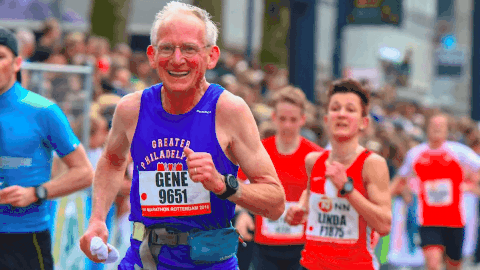 Who're You Calling Grandpa? 70-Year-Old Runs Marathon In 2:54