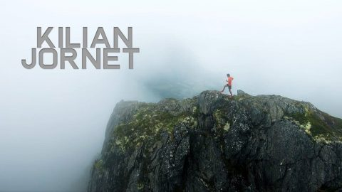 VIDEO: Kilian Jornet Runs Ridges So Tall, They'll Give You An Instant Fear Of Heights