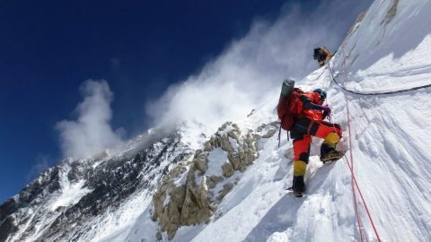 VIDEO: Summiting Mount Everest From Start To Finish