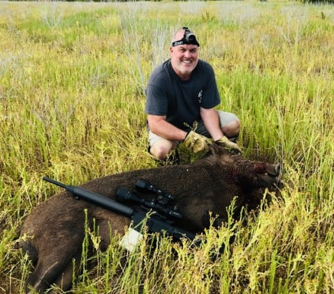 Five most common ways to hunt wild hogs in Texas