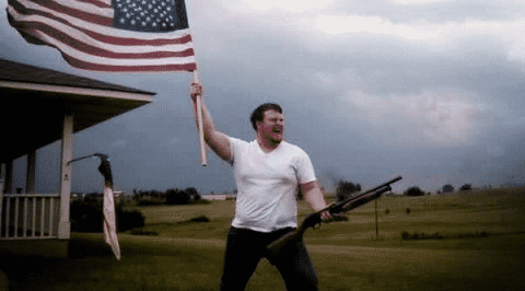 Police In Kansas Ask People To Not Shoot At Tornados