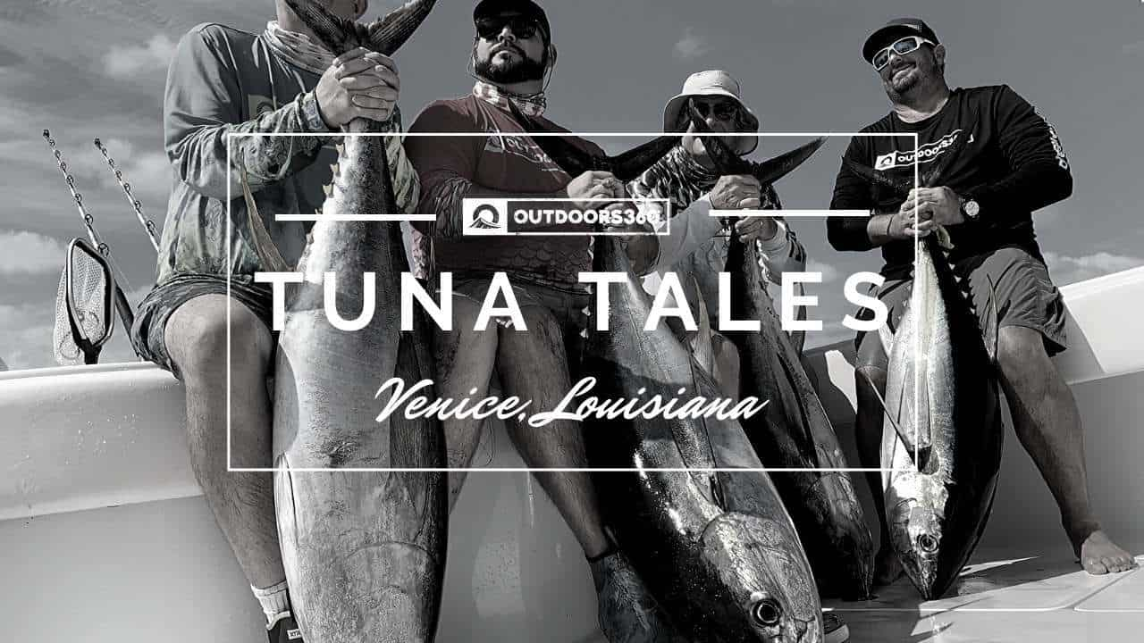 Tuna Tales Party with Outdoors360